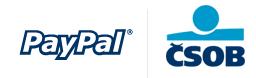 Paypal + ČSOB = drobný, leč řešitelný problém s verifikací