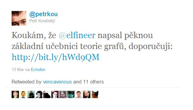 7a1d3f450e8 Proč Twitter vnucuje t.co? « elfineer   blog
