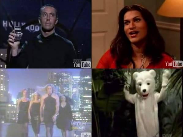 Parodie amerických seriálů