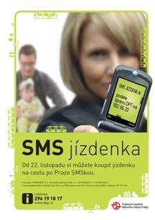 Věc: Poděkování za výhru v loterii SMS jízdenka