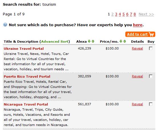 Prodej linků (Text-Link-Ads.com)